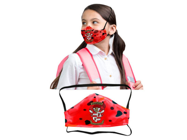Smarty 3 Layer Washable Beak Mask With For Kids Age: Fc 9-13Years