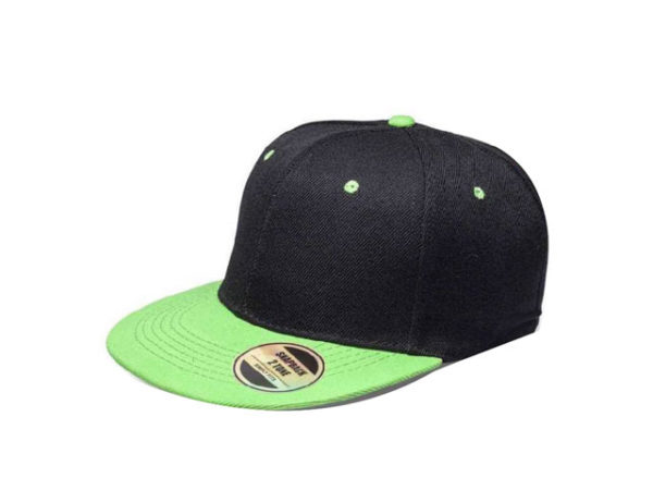 Snap Back Two Tone Cap