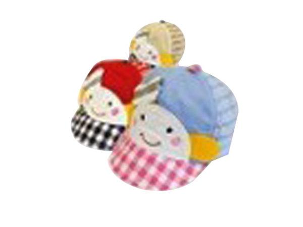 Soft Infants Cotton Caps