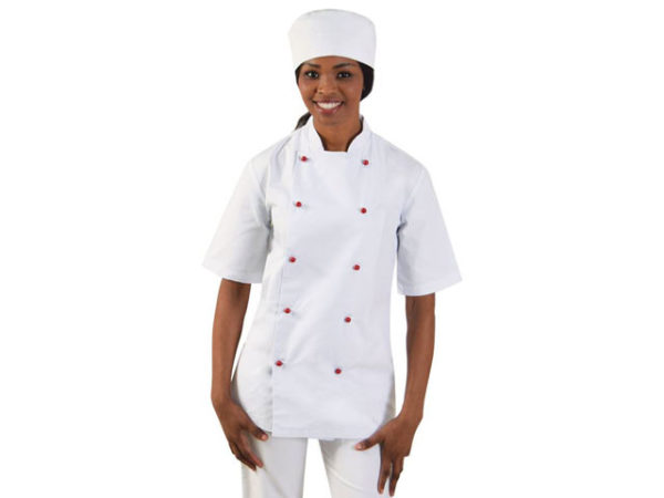 Stanley Short Sleeve Chef Top
