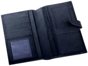 Traditional Travel Wallet
