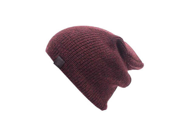 Two Tone Slouch Beanie