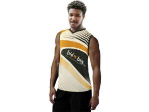 Unisex Basketball Shirt