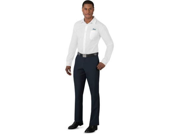 Us Basic Mens Cambridge Flat Front Pants