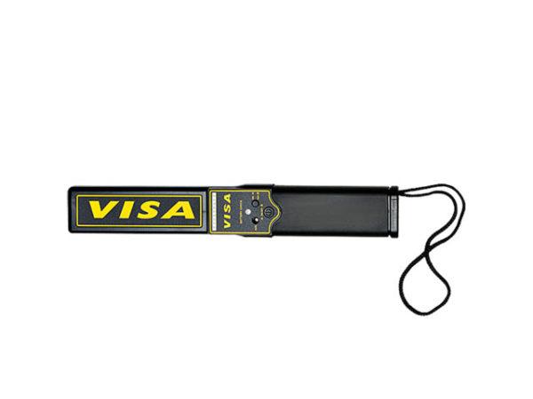 Visa Metal Detector