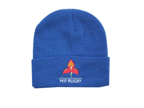 Wp Rugby Rugby Beanie- Rugby Licence Headwear
