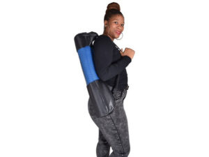 Yoga Mat And Carry Bag