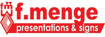 F.Menge Presentations & Signs